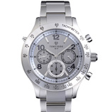 Soler-Wave-Chrono/ SS-Silver Model
